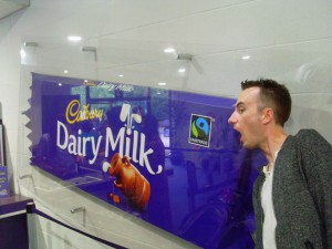 Cadbury World,Birmingham